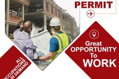 Work Permit to Canada